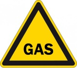 Productafbeelding Pictogramsticker Gas 20 klein