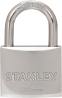 Productafbeelding Hangslot Stanley Chrome 30 mm klein
