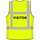 Productafbeelding Visitor Vest klein