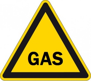 Productafbeelding Pictogramsticker Gas 20 large