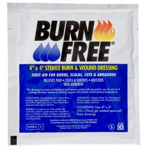 Productafbeelding Burn Free large