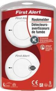 Productafbeelding Rookmelder Duopack large