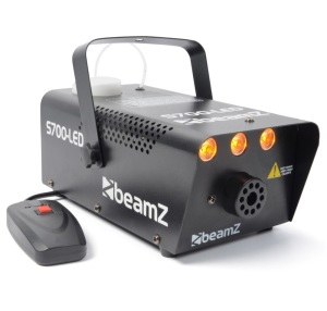 Productafbeelding Beamz S700-LED Rookmachine Met Vlameffect large
