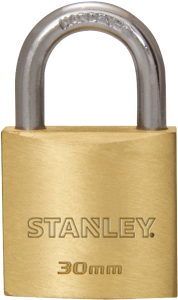 Productafbeelding Hangslot Stanley 30 mm large