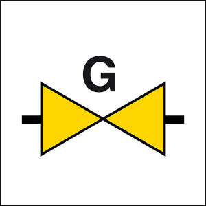 Productafbeelding Pictogram Gasafsluiter Bord 20 large