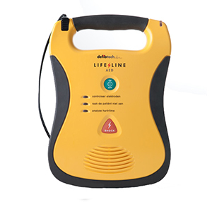 Productafbeelding Defibtech Lifeline AED large