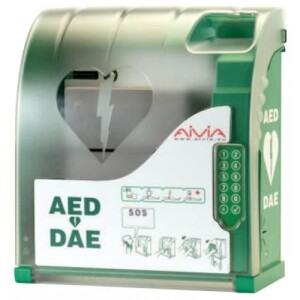 Productafbeelding AED Kast Buiten Pincode Slot large