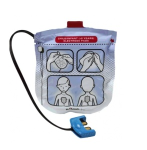 Productafbeelding Defibtech View Kinderelektroden large