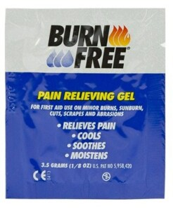 Productafbeelding BurnFree Gel Sachets large